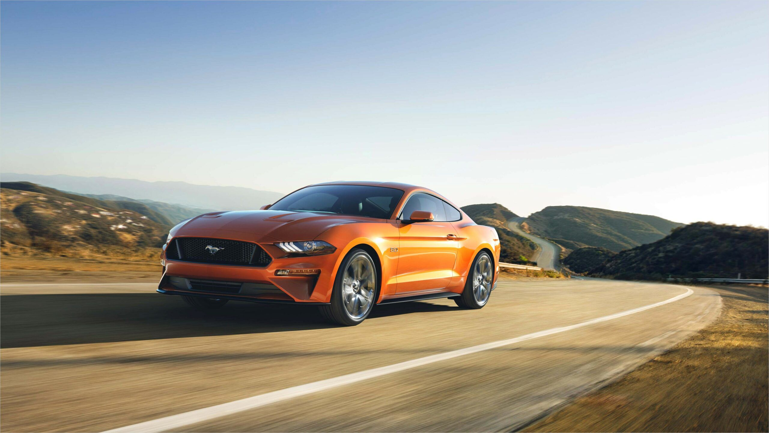 4k Ford Mustang Wallpaper 2020 Ford Mustang Gt Ford Mustang