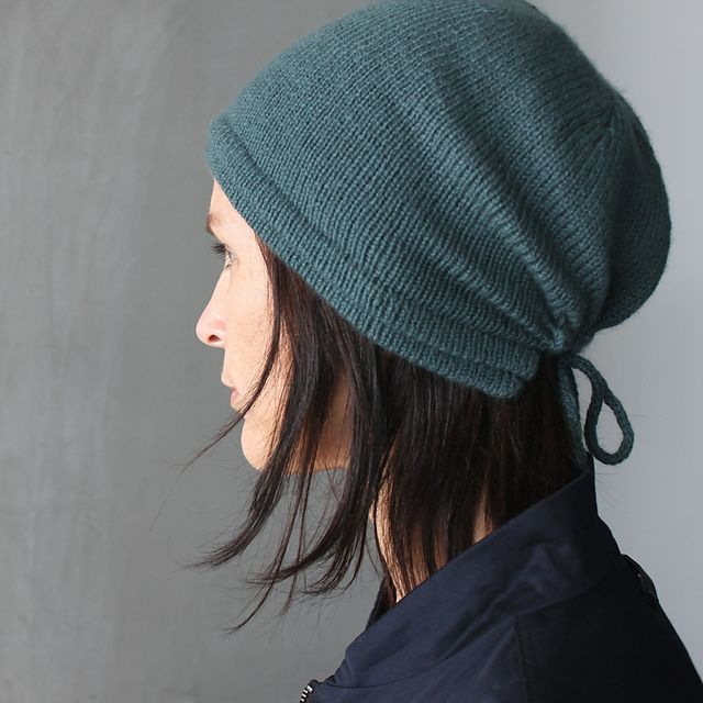 Assemblage Tetsubou Hat Knitting Pattern   Gorros, Puntadas y Tejido