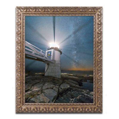 Ornate Framed Art