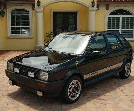 Seat Ibiza Crono 1990