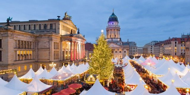 Christmas Markets & Events in Berlin 2016