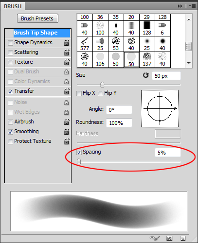 how to airbrush in photoshop cs5