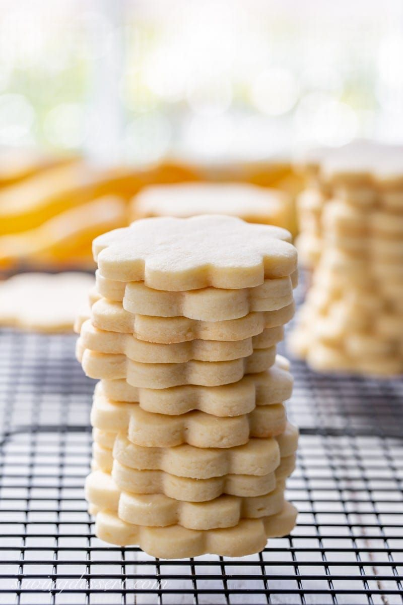 Everybody needs a great sugar cookie recipe that's easy to make, tastes fantastic, and one that holds its shape when baked. This is the recipe! #sugarcookie #sugarcookierecipe #sugarcookiesrecipe #homemadesugarcookies #howtomakesugarcookies #cutoutcookies #cutoutsugarcookies #bestsugarcookies