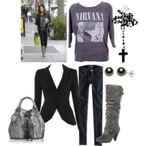 A $71 dollar Nirvana shirt?? ..but it is cute