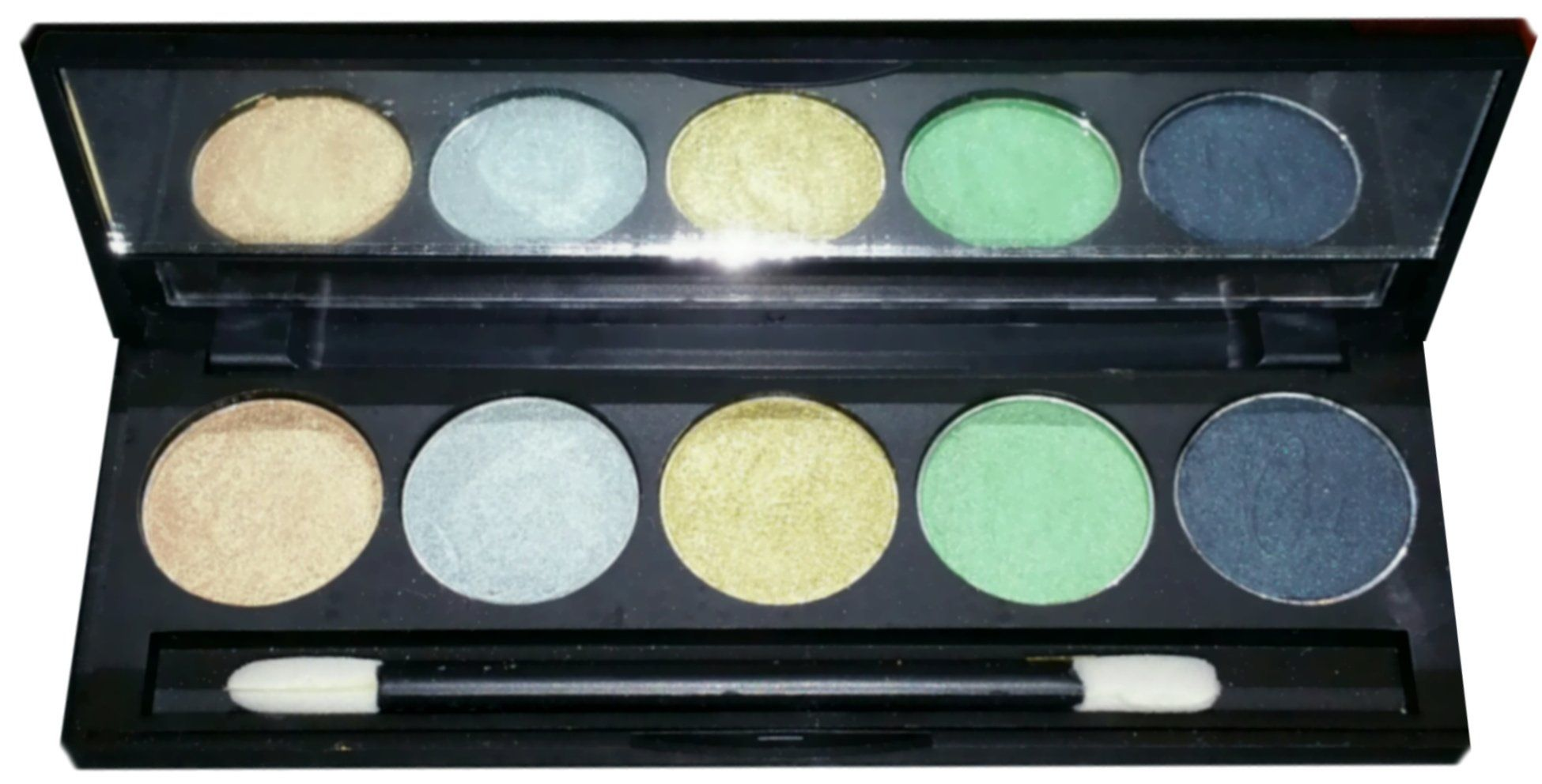 Team Spirit Water Paint Pigment Eye Shadow Palette. Highly