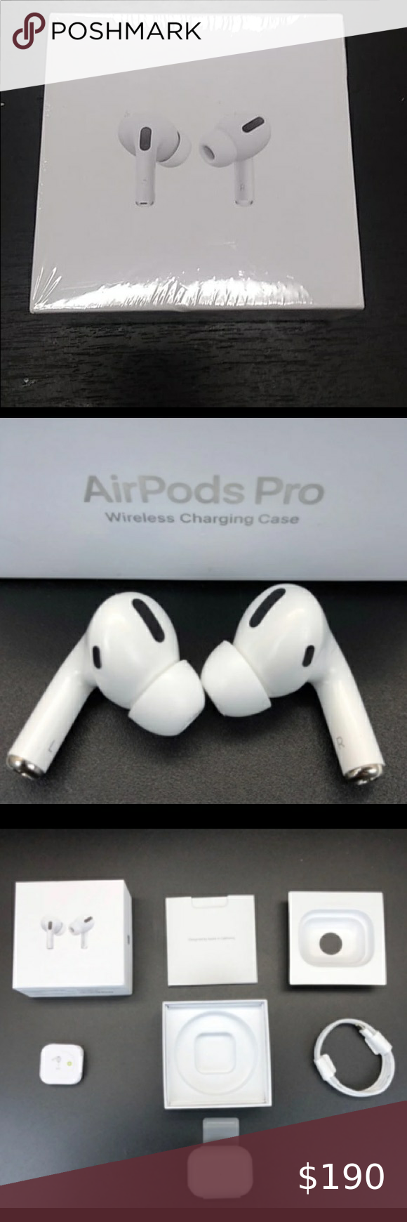 Brand New Airpods Pro Generation 3 Airpods Pro Generation Things To Sell