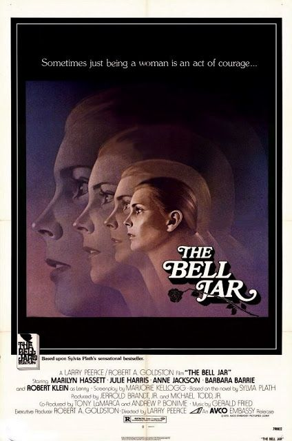 The Bell Jar (1979) | The bell jar movie, The bell jar, Film