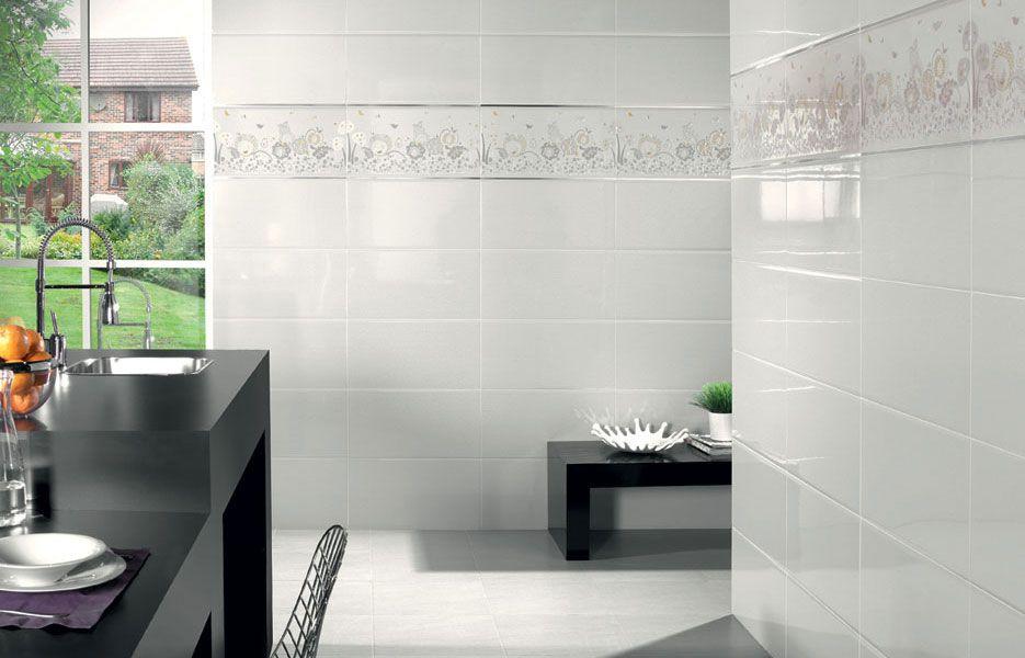 Ver azulejos para cocina diseo de cocina en u de tamao for Ver azulejos de cocina