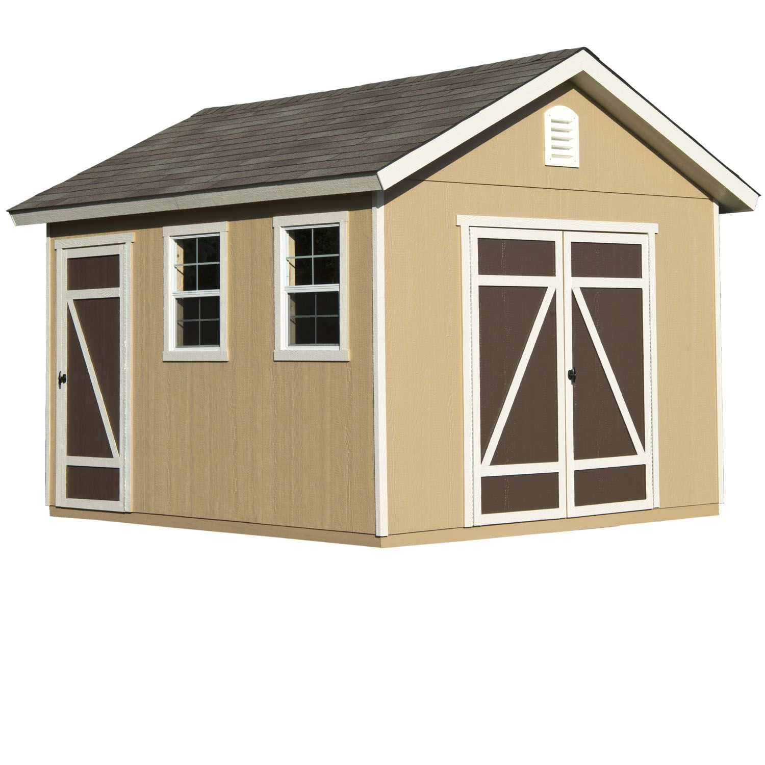 Hillsdale 10x12 shed