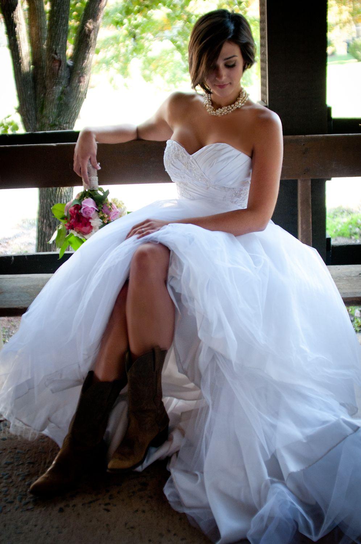 Blue camo wedding dresses  Fall rustic apple bridal inspiration shoot from Dogwood Events JEM