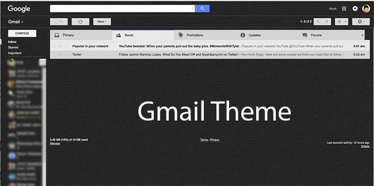 Change Gmail Background How To Change Gmail Theme Background Change Gmail Theme Wallpapers 4k Free Iphone Mobile Games Theme How To Apply Gmail