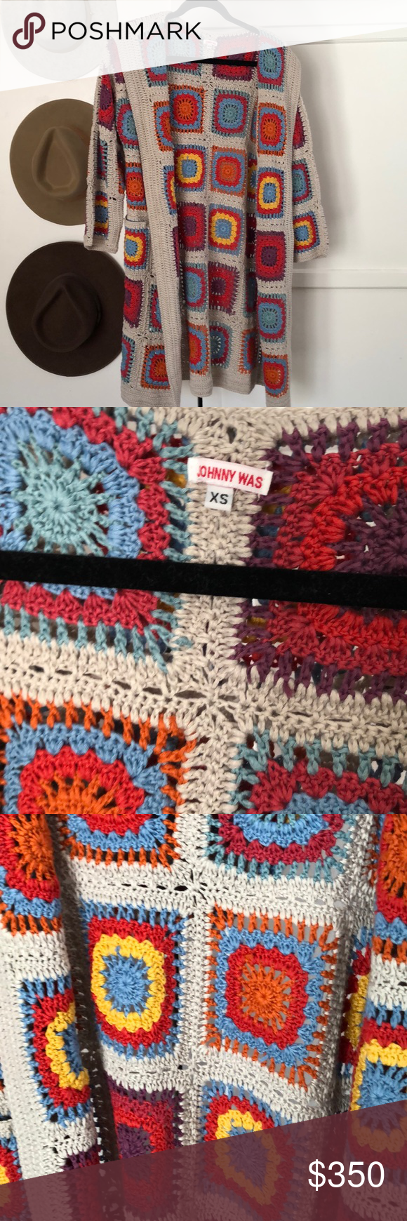 Johnny Was In 2020 Johnny Was Crochet Jacket Johnny