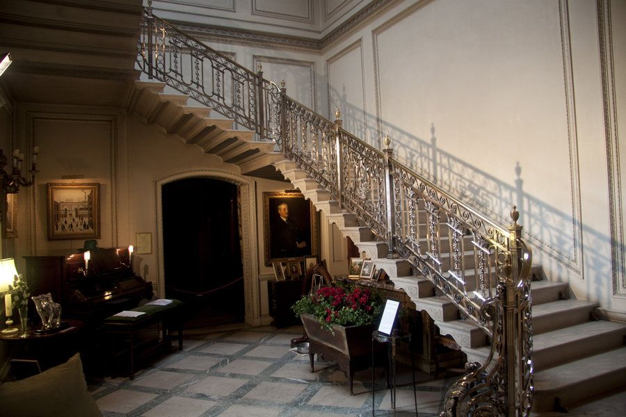 Manderston House Silver Staircase Manderston Silver Staircase By Nap The Firestarter On Deviantart Staircase Whitney House Chatsworth House