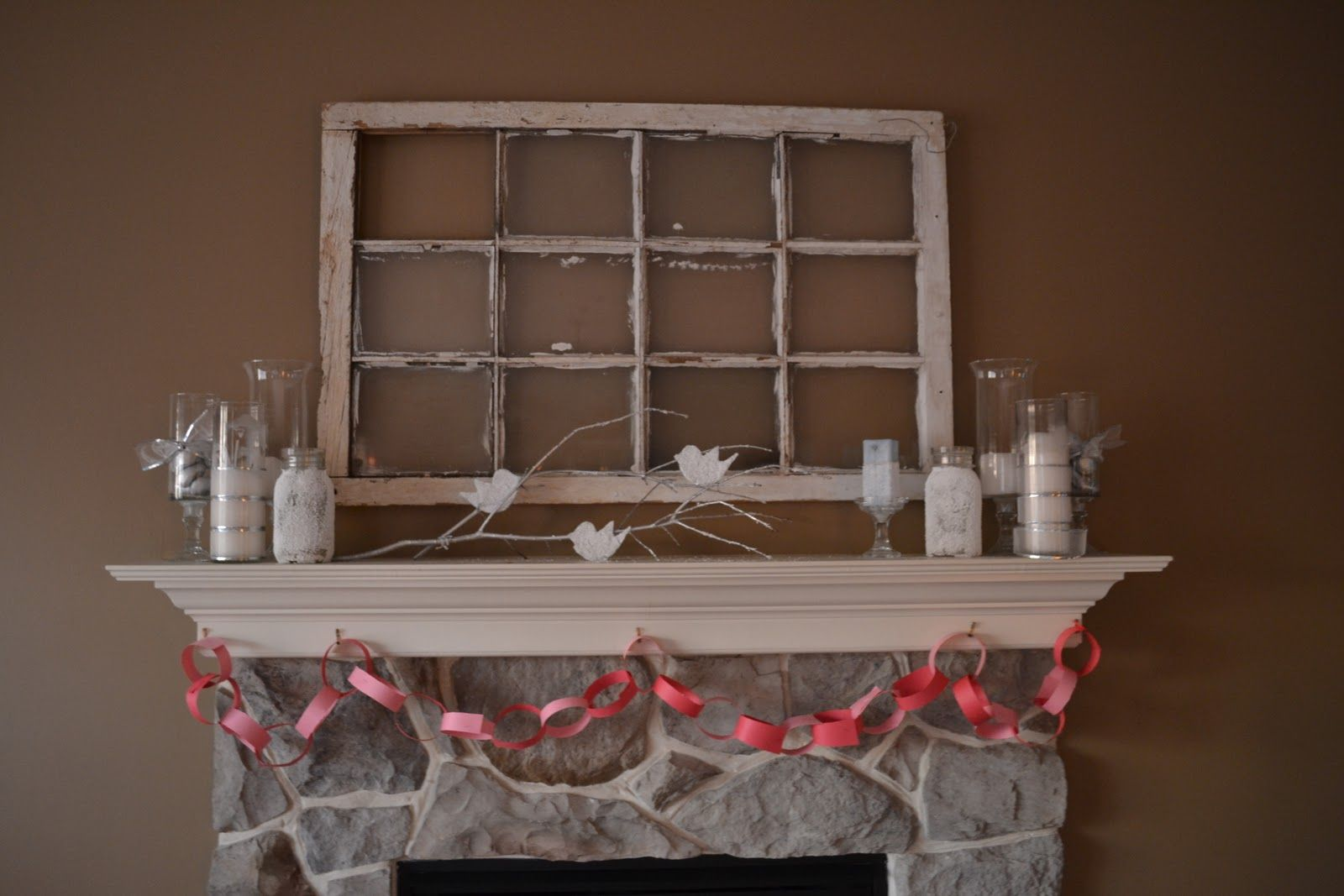 Ideas for old window frames  old window  wall decor  additiondecoratingbig room  pinterest