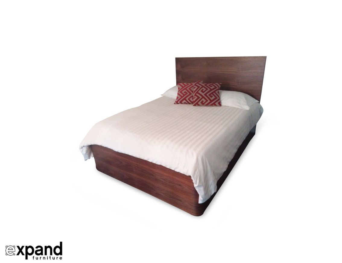 Rounded Corners To Protect Your Legs And A Flat Headboard For Ultimate Space Saving Lift Storage Bed Bed