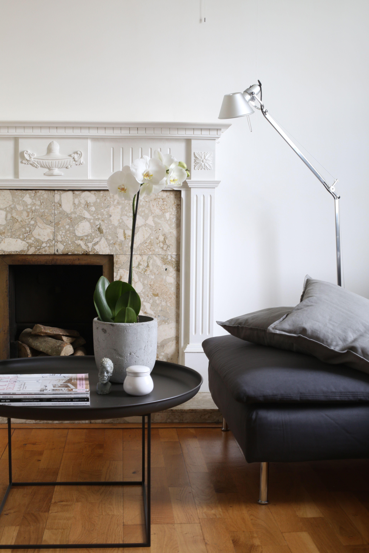 Living Room Lamp Artemide Tolomeo Lettura Design Table Norr11 Duke Danish Scandinavian Irish Home I Scandinavian Interior Scandinavian Interior Design Interior