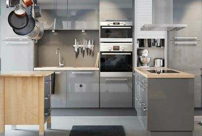 1000 images about cuisines ikea on pinterest - Veddinge Gris