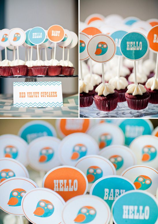 owl baby shower ideas teacup fine baked goods and confections