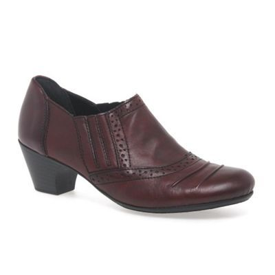Women's Remonte by Rieker Leather Sneakers | Rieker shoes