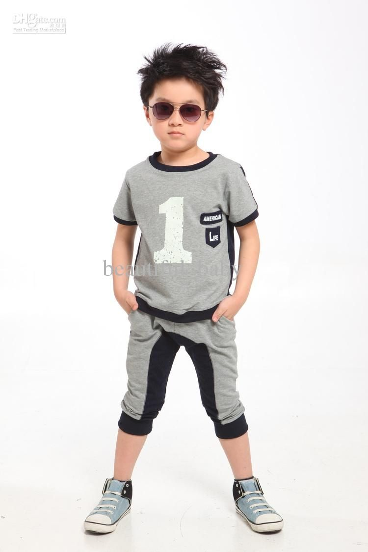 Ihram Kids For Sale Dubai: Buy Boys Sports Suit Kids Summer