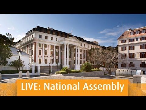 LIVE: Impeachment doesn't exist in our language - ANC MP | News24