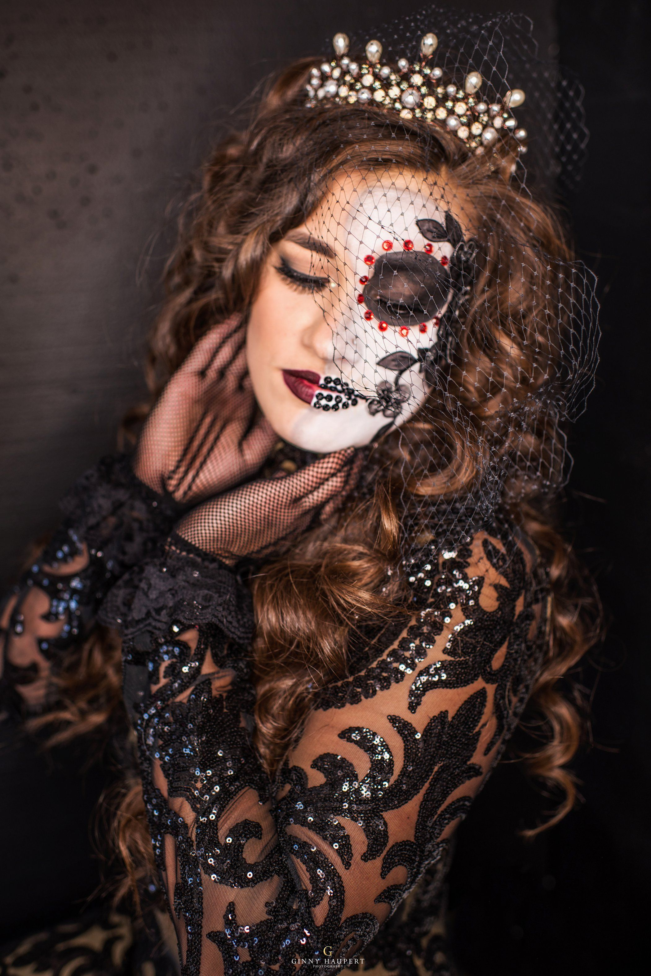 Denver Photographer Ginny Haupert and Makeup artist Raquel