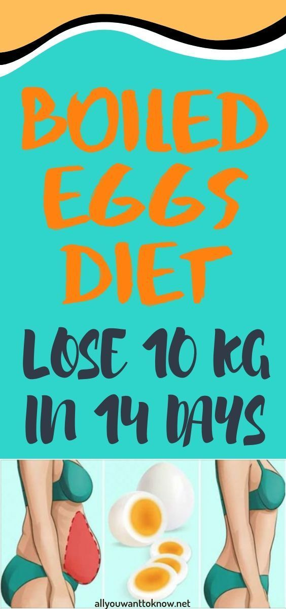 If you want to lose the extra weight fast, then this diet which has boiled eggs as a main meal can b...