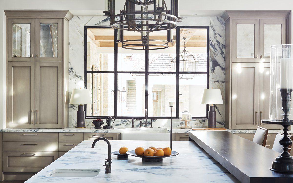 Matthew Quinn Is Atlanta S King Of Kitchens Atlanta Magazine Kitchen Mirror Rustic Kitchen House And Home Magazine