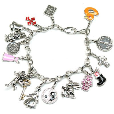 Say what you want but i loved my charm bracelet with the random say what you want but i loved my charm bracelet with the random assortments of mozeypictures Images