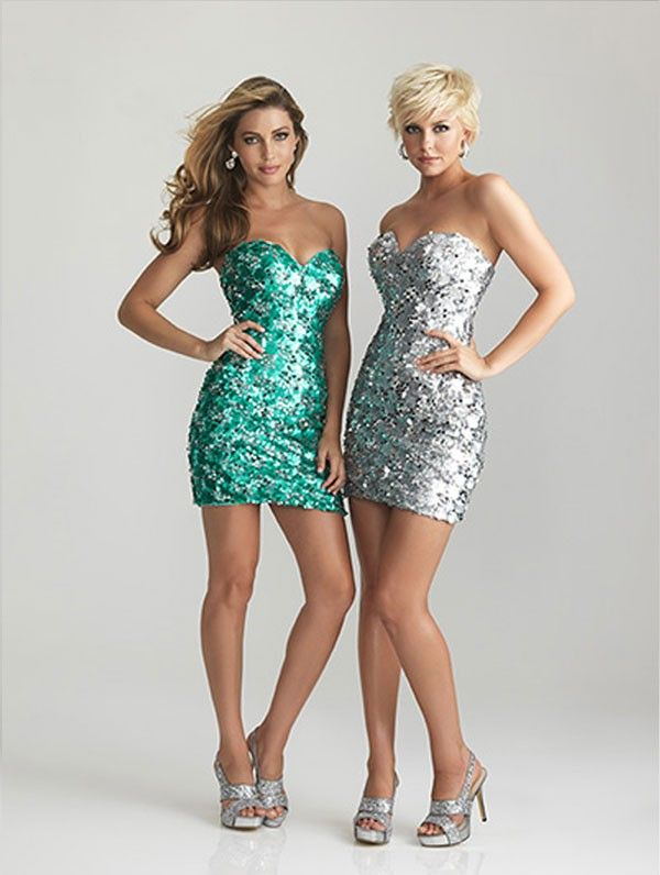 too much ? /:   Short tight prom dresses, Prom dresses ...