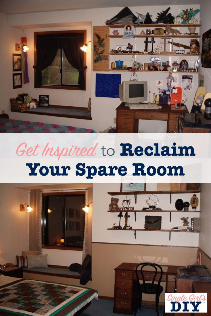 Get Inspired to Reclaim Your Spare Room images