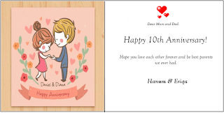 Contoh Indikator Soal Teks Fungsional Pendek Greeting Card Kartu Perasaan Perkawinan