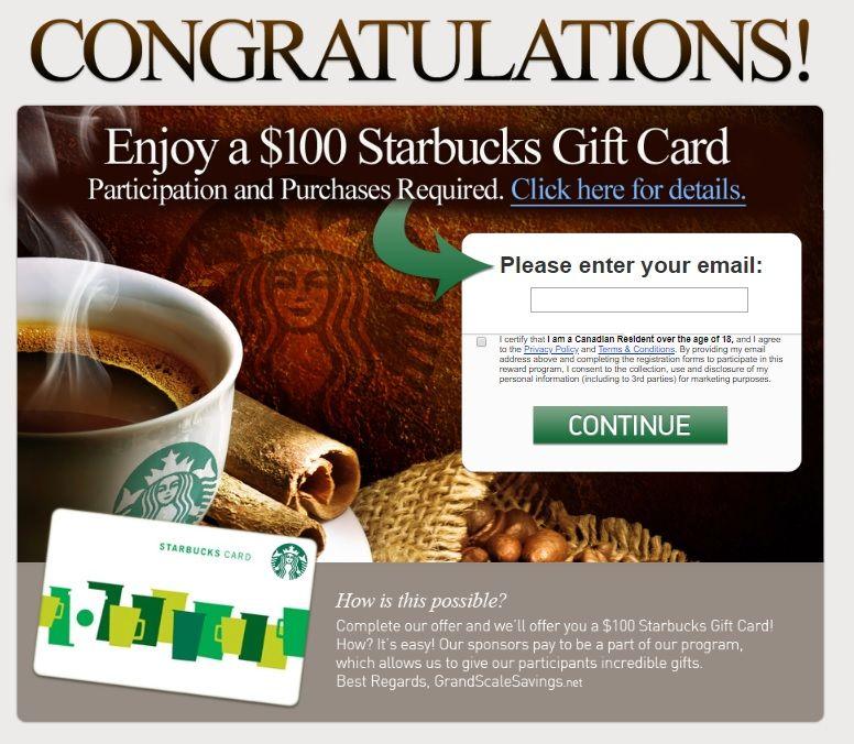 Get a starbucks gift card starbucks giftcard