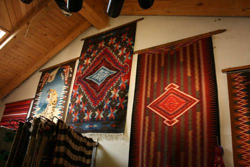 Oaxacan Weaving Woolen Rugs Dyed With Bugs And Other