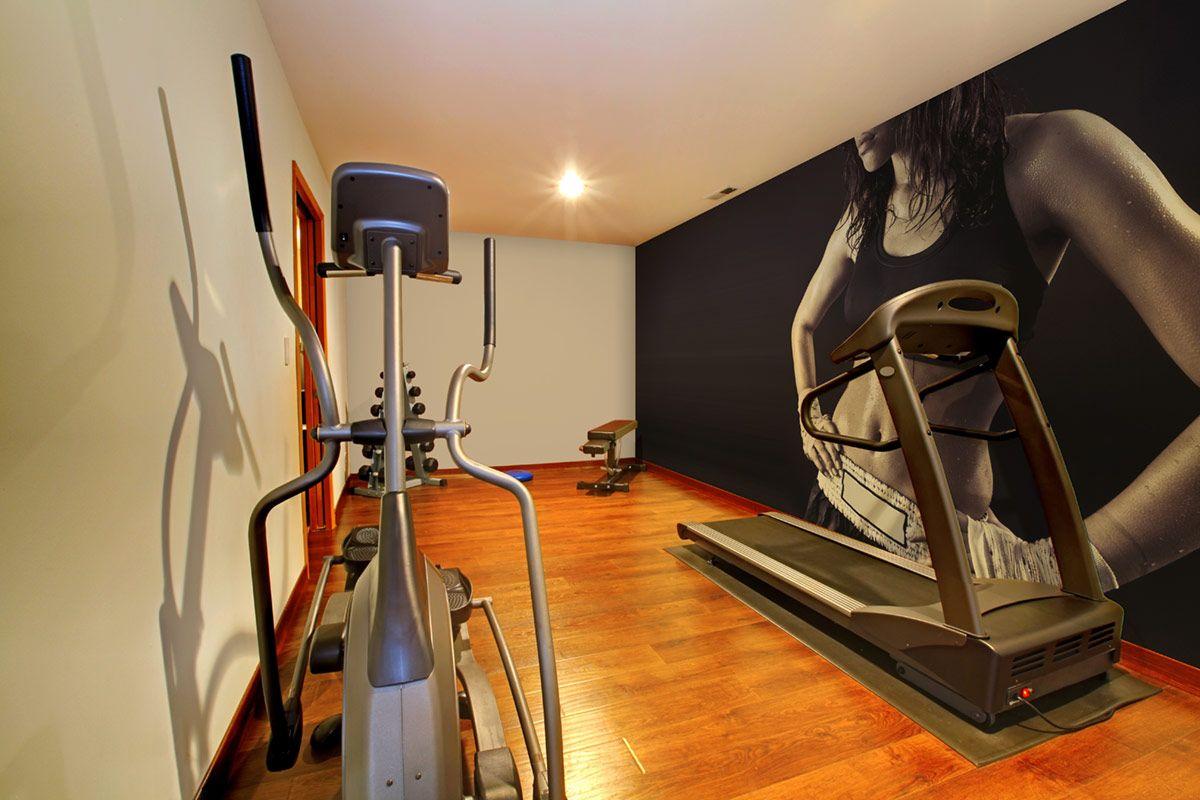Personalizacja wnętrza klubu fitness | Public interiors/ wnętrza ...