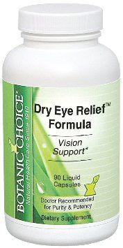 Botanic Choice Dry Eye Relief Liquid Capsules, 90-Count Bottle --- http://www.amazon.com/Botanic-Choice-Relief-Capsules-90-Count/dp/B002ZNJGPK/ref=sr_1_34/?tag=saintbeware-20