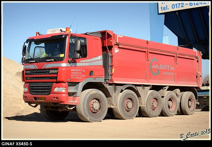 GINAF X5450-S 10x8
