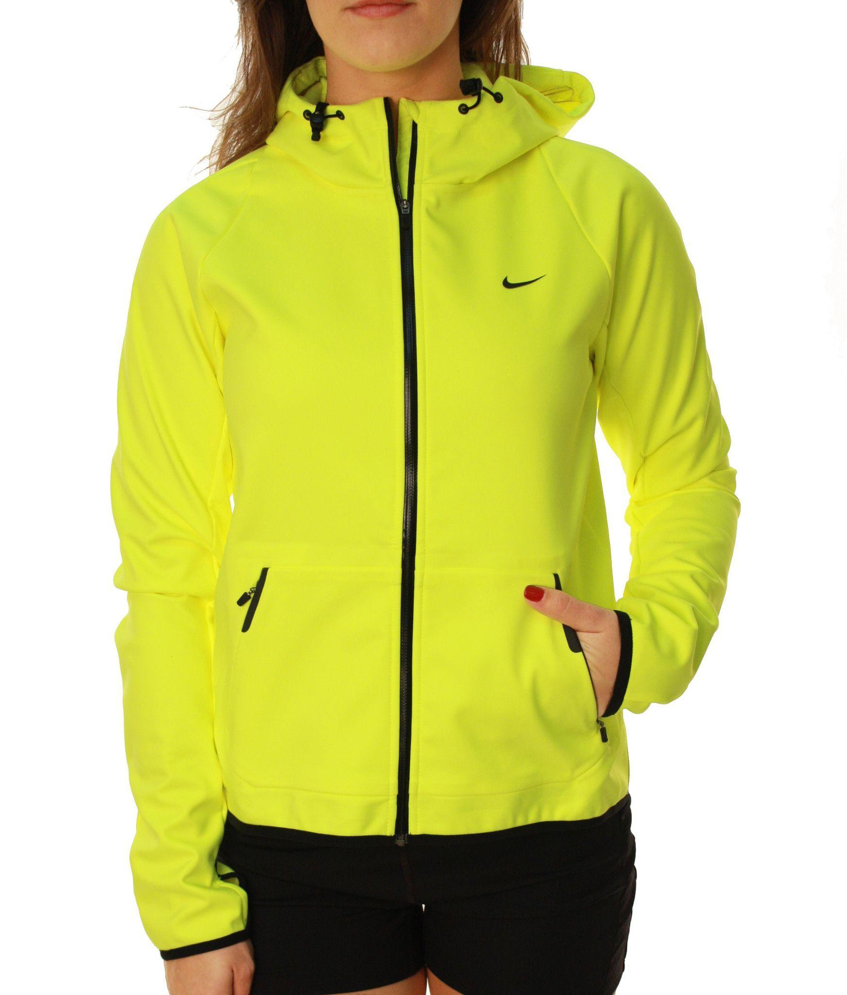 22cca2a64e43 Nike Women s Hypertech Storm-Fit Full Zip Training Hoodie ...