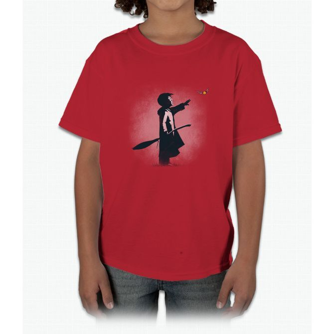 Gone Snitch Harry Potter Young T-Shirt