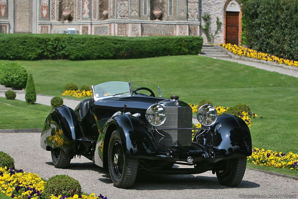 net image gallery for 1930 mercedes benz 710 ssk trossi roadster