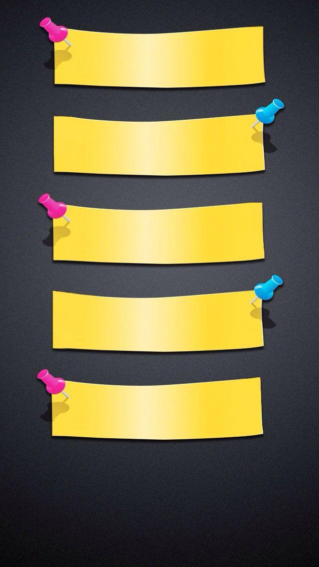 Push Pins Wallpaper Powerpoint Background Design Free Graphic Design Graphic Design Background Templates