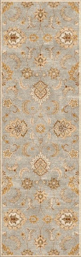 Mythos Rug in Blue & Ivory