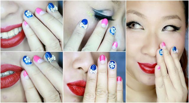 Nail Art By Tokyo Nail Collection Grand Indonesia Jakarta Jakarta