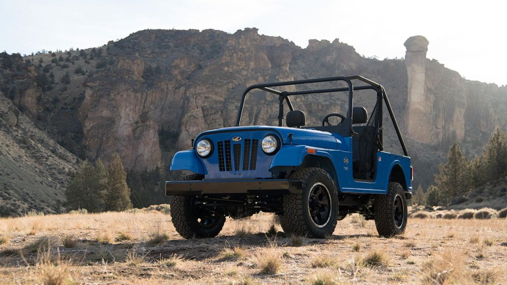 Mahindra Roxor Reimagines The Beloved Jeep Cj Jeep Cj Jeep
