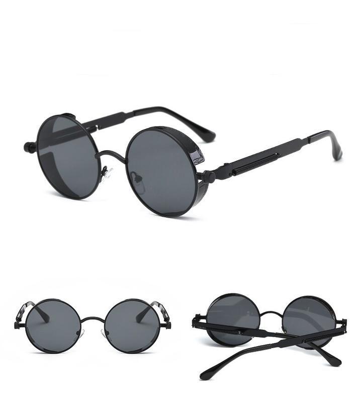 55f592fbd04 Vamp Oval Sunglasses