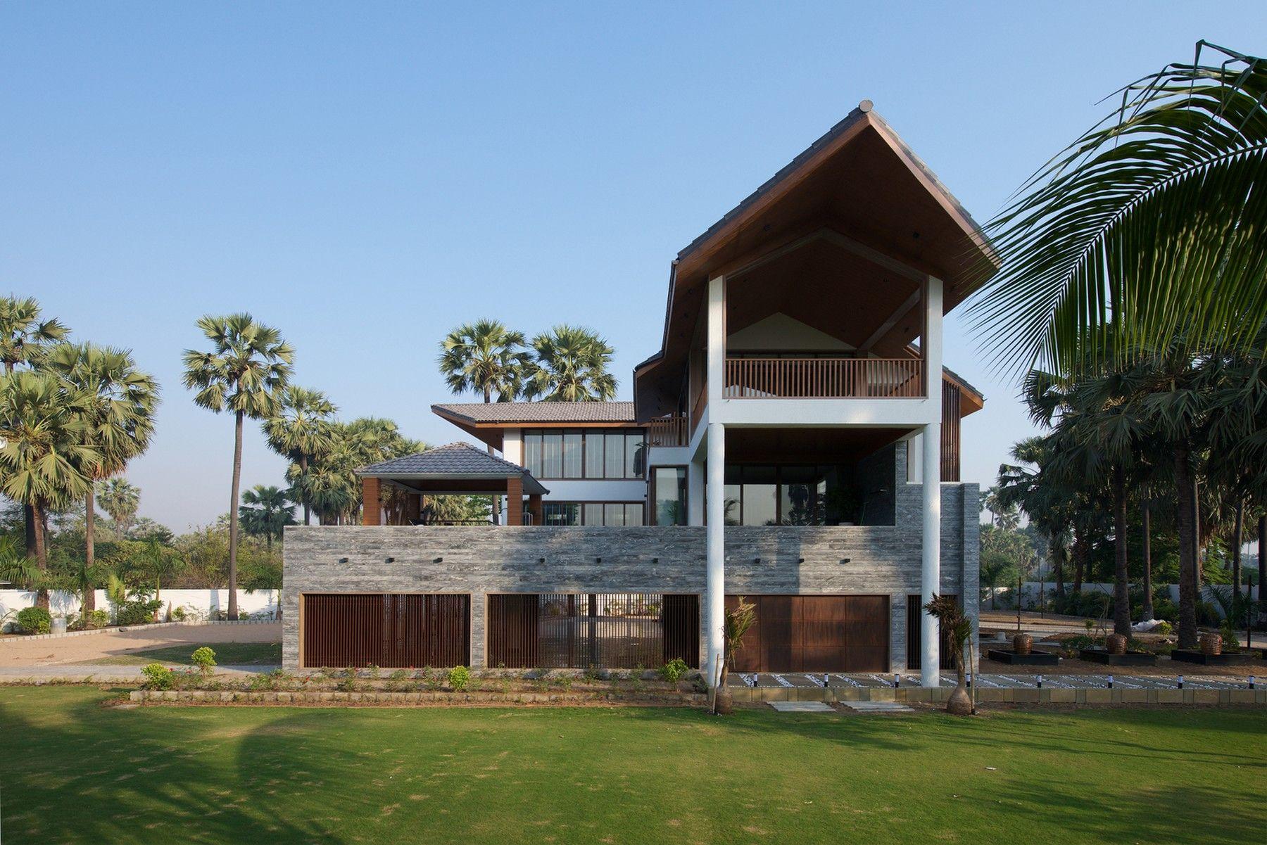 Gable House - Bdesign24 Studio #Bdesign24Studio #Cladding #Construction #