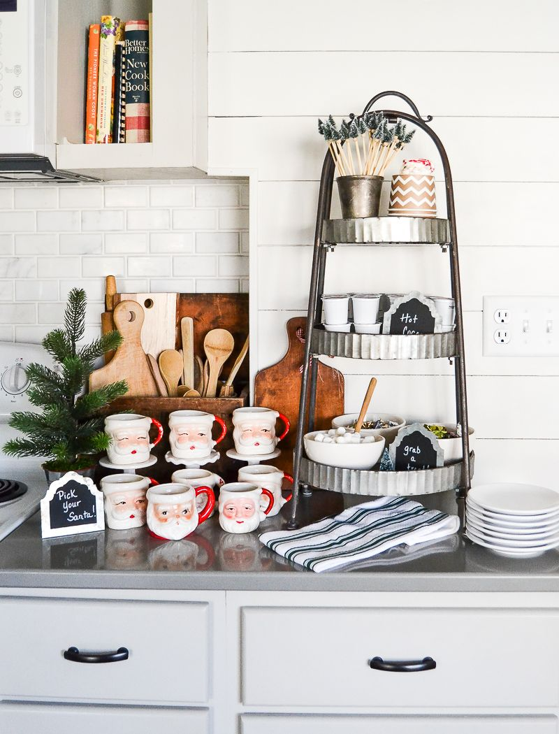 Christmas Home Decor From Kirklands   Decorating and Kitchens