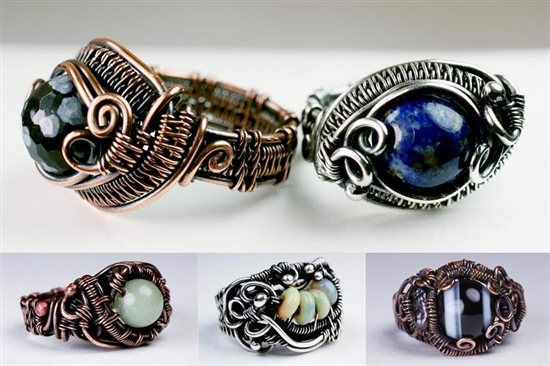 Learn Torchwork and Wire Weaving from Kaska Firor at Bead Fest ...