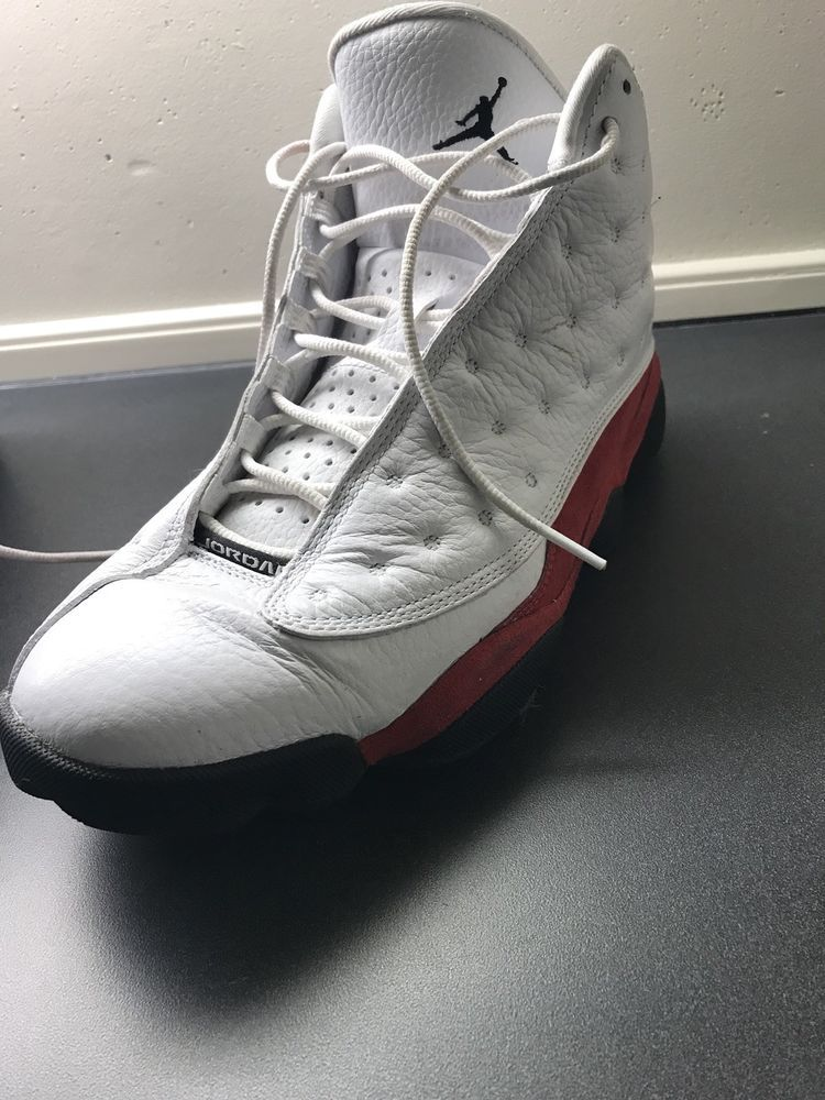 5443be021b84 Air Jordan 13 Retro Chicago size 10  fashion  clothing  shoes  accessories   mensshoes  athleticshoes  ad (ebay link)