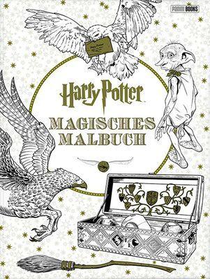 Magisches Malbuch | Harry potter